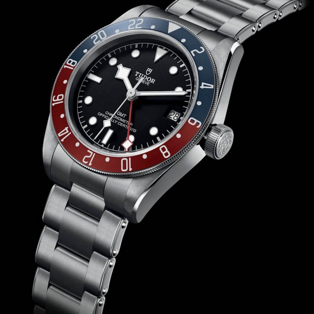 TUDOR Heritage Black Bay GMT 79830RB 0001 - Mamic 1970