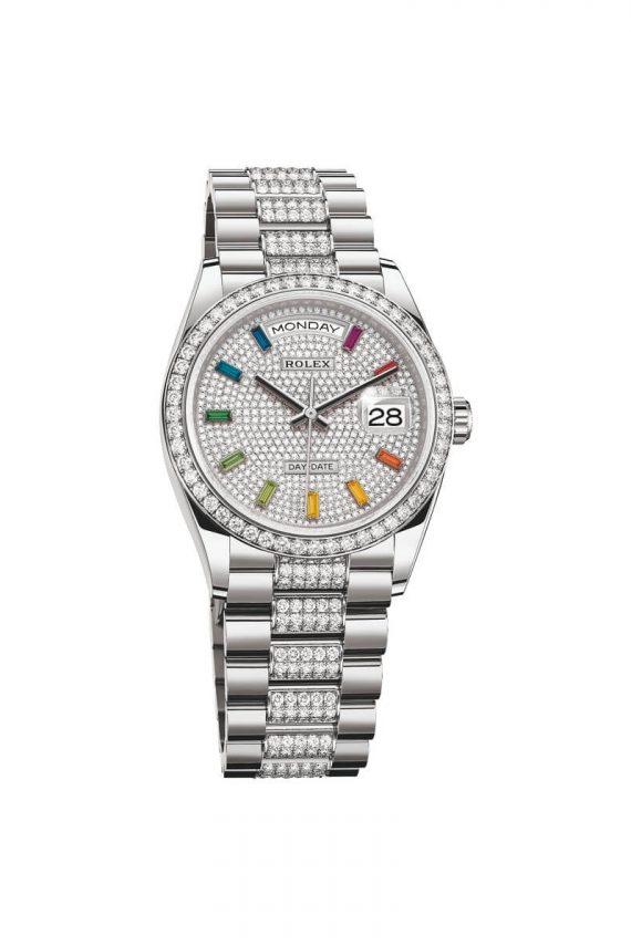 Rolex Day-Date 36 Ref. 128349RBR - Mamic 1970