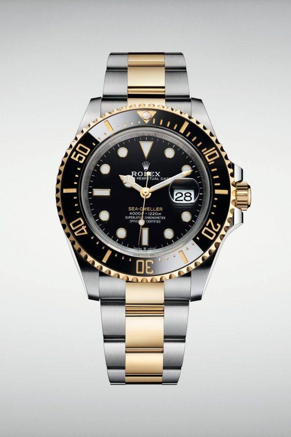 Rolex Sea Dweller Ref. 126603-0001 - Mamic 1970