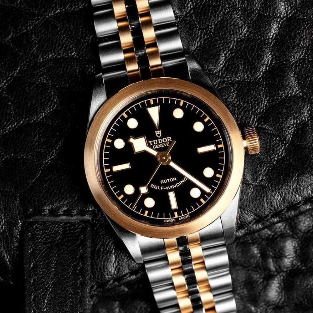 Tudor Black Bay 36 S&G Ref. 79503-0001 - Mamic 1970