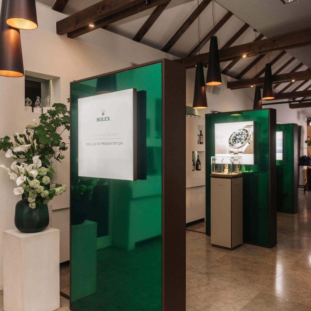 Rolex Exclusive Exhibition Novelties 2019 Dubravkin Put Zagreb Croatia - Mamic 1970