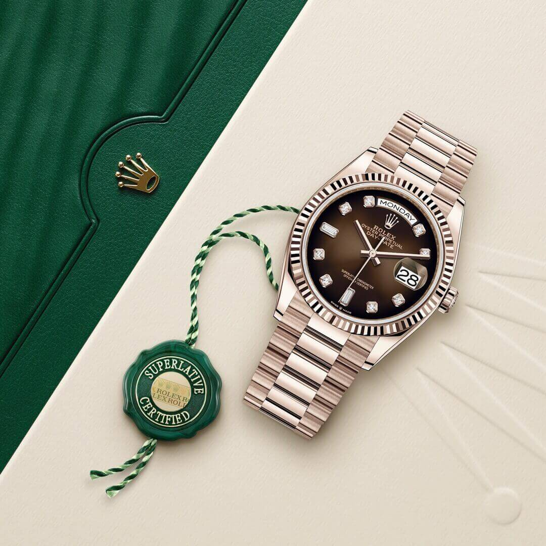 Rolex Day-Date 36 Ref. 128235