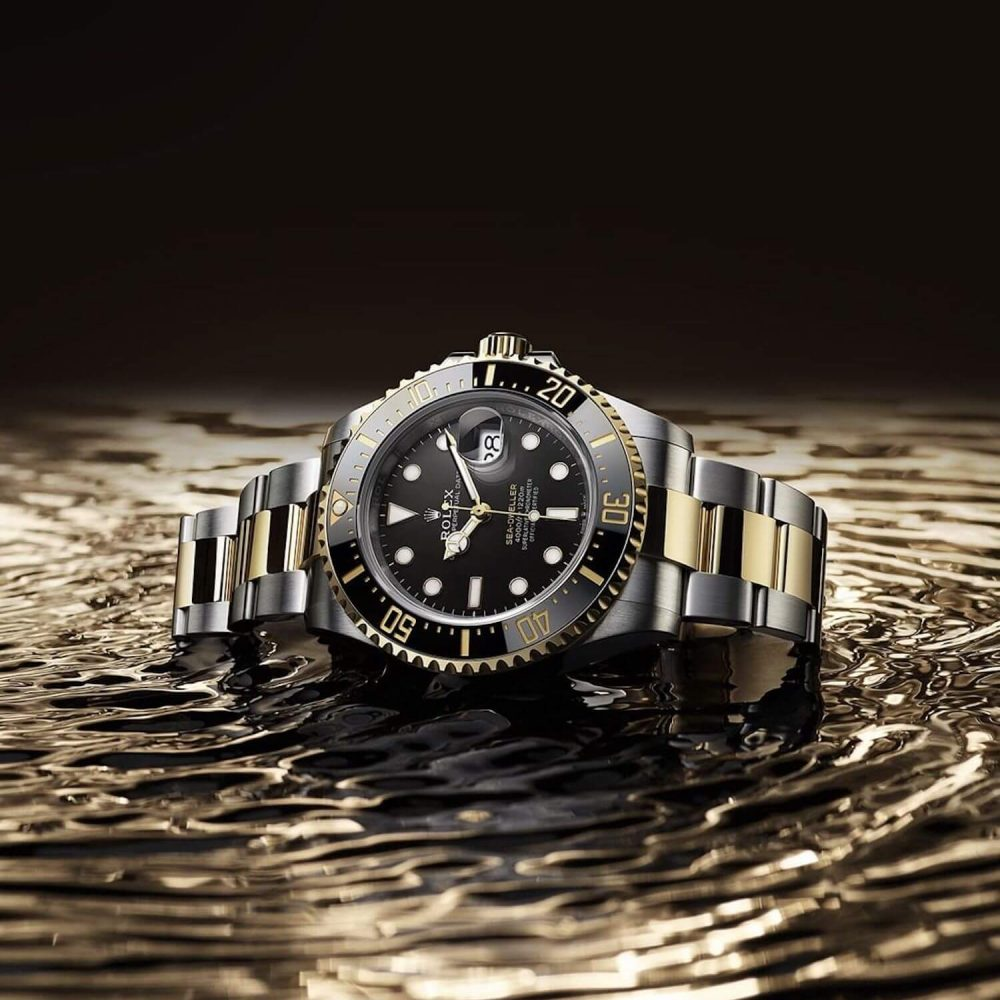 Rolex Sea-Dweller Ref. 126603-0001 - Mamic 1970