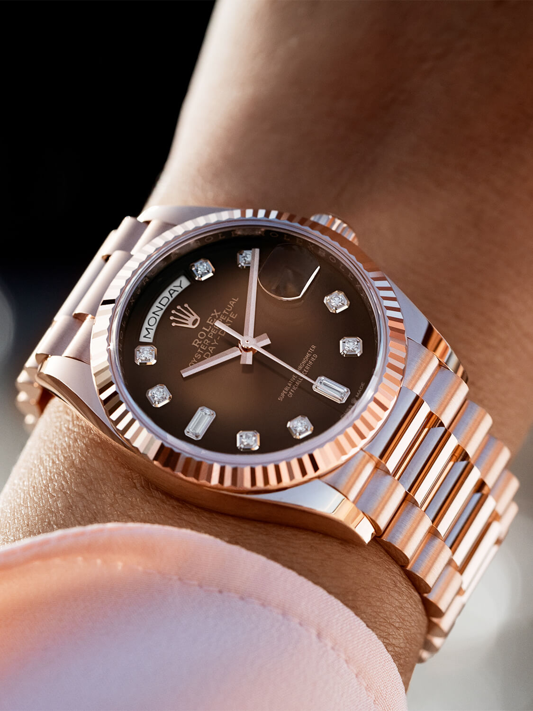 Rolex Day-Date 36 Ref. 128235-0037 - Mamic 1970