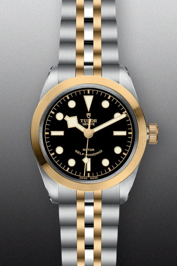 Tudor Black Bay 36 S&G - Mamic 1970