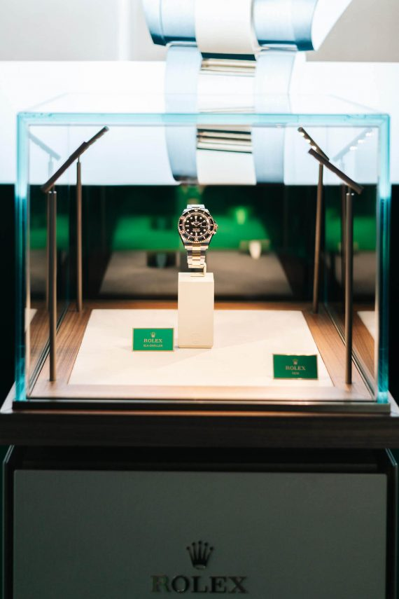 Rolex Sea-Dweller Exclusive Presentation of New Oyster Perpetual Collecition Dubravkin Put - Mamic 1970