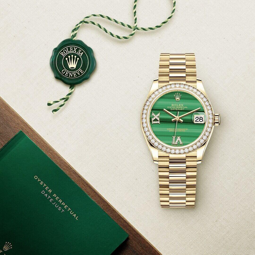 Rolex Datejust 31 Ref. 278288RBR-0004 - Mamic 1970