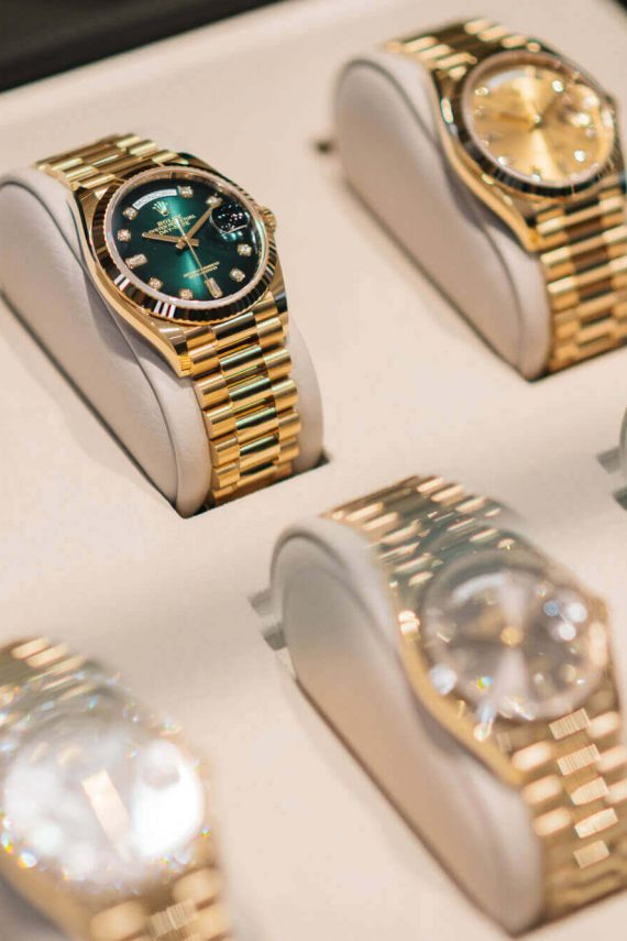Rolex Day-Date 36 - Baselworld 2019 - Mamic 1970