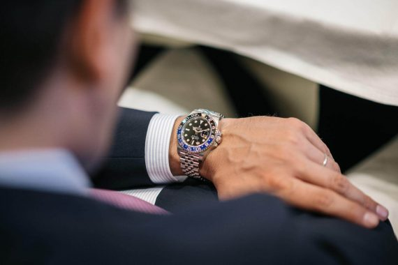 Rolex Exclusive Presentation GMT-Master II Baselworld 2019 - Mamic 1970