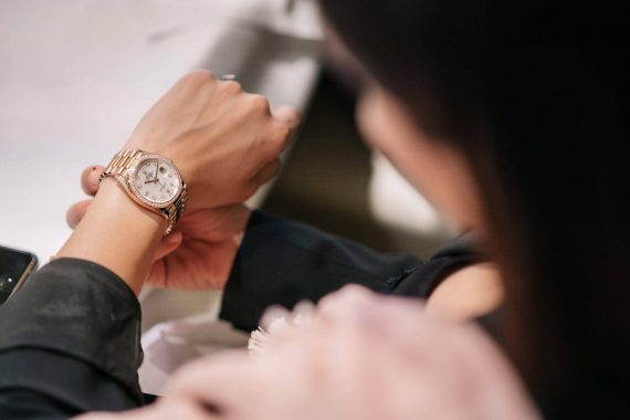 Rolex Exclusive Presentation Of New Oyster Perpetual Collecition - Mamic 1970