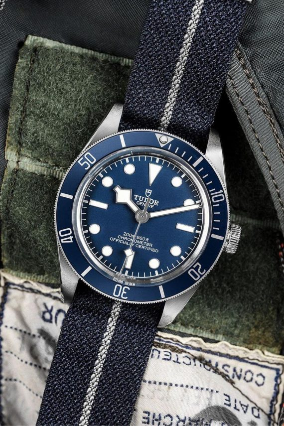 TUDOR Black Bay Fifty Eight Navy Blue Ref. 79030B-0003 - Mamic 1970