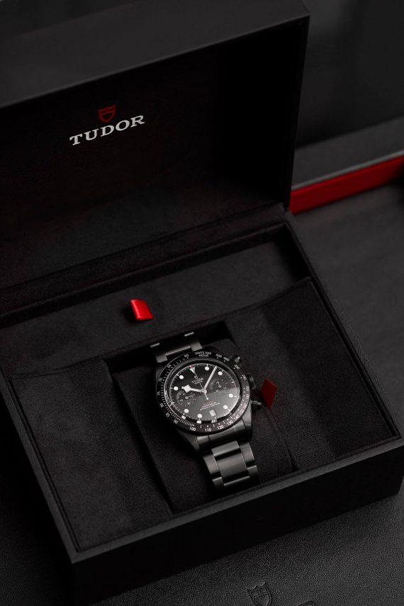 Tudor Black Bay Chrono Dark Ref. 79360DK