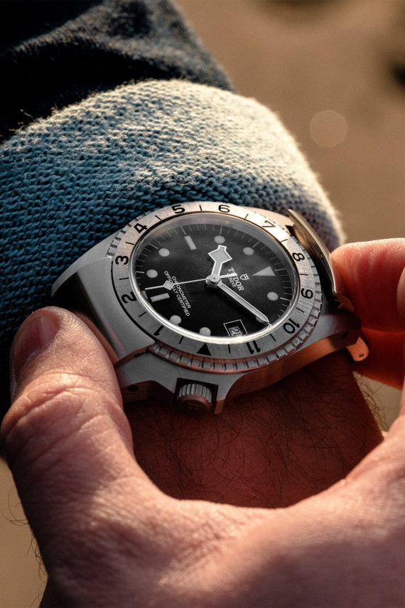 Tudor Black Bay P01 Ref. 70150 - Mamic 1970