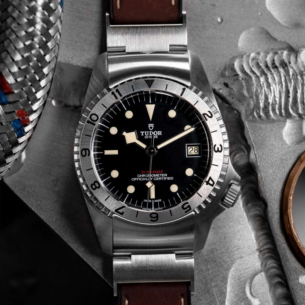 TUDOR Black Bay P01 Ref. 70150 - Mamic 1970