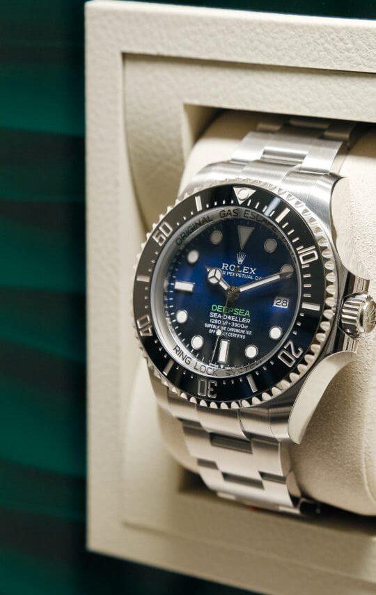 Rolex Watch Press Event - Mamic 1970