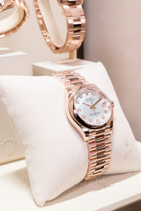 New Rolex Datejust 31 Diamonds - Mamic 1970
