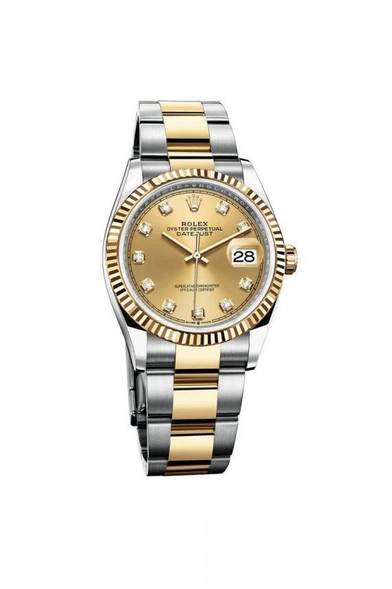 New Rolex Datejust Ref. 126233 - Mamic 1970
