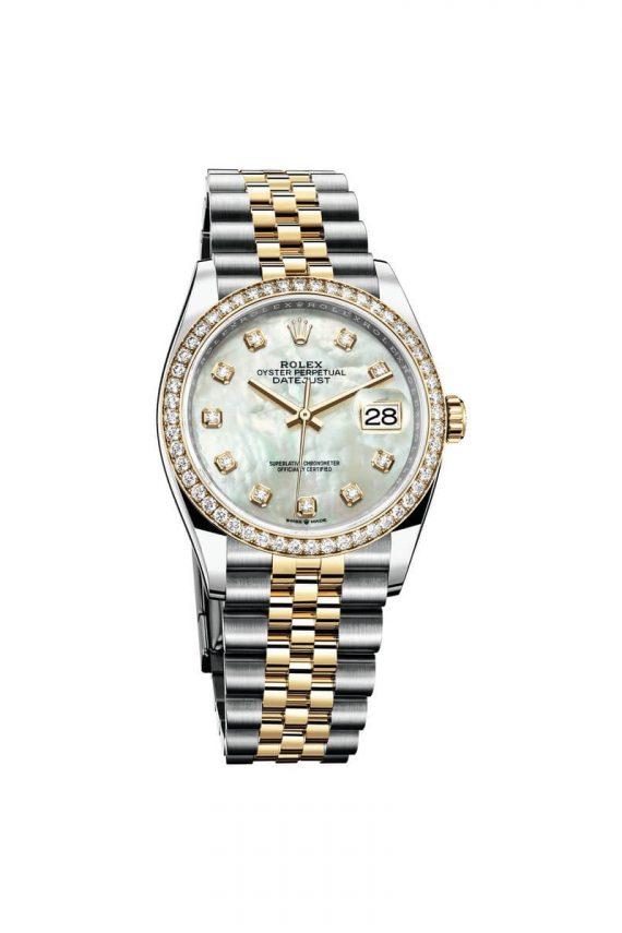 Rolex Datejust 36 Ref. 126283RBR - Mamic 1970
