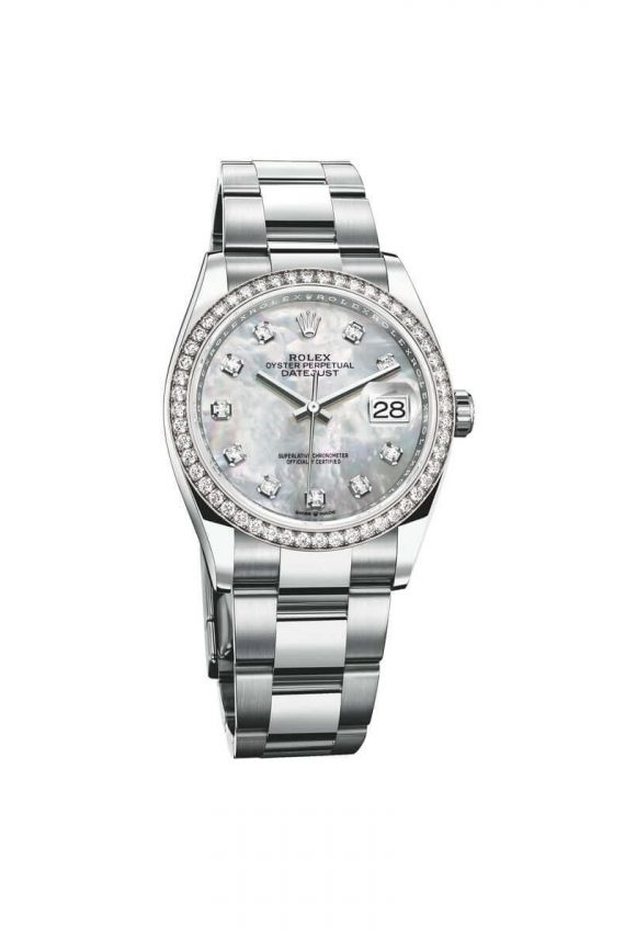 Rolex Datejust 36 Ref. 126284RBR - Mamic 1970
