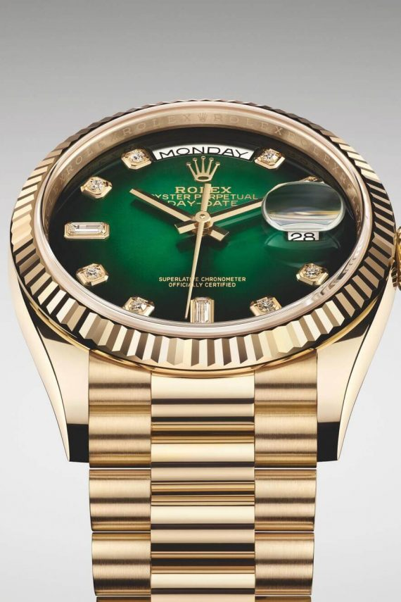 Rolex Day Date 36 Ref. 128238 - Mamic 1970
