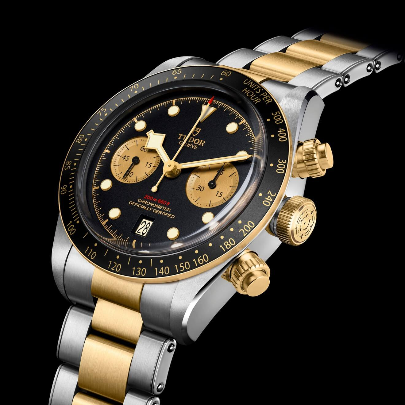 New Tudor Black Bay Chrono SG 79363N Baselworld 2019 | Mamic 1970