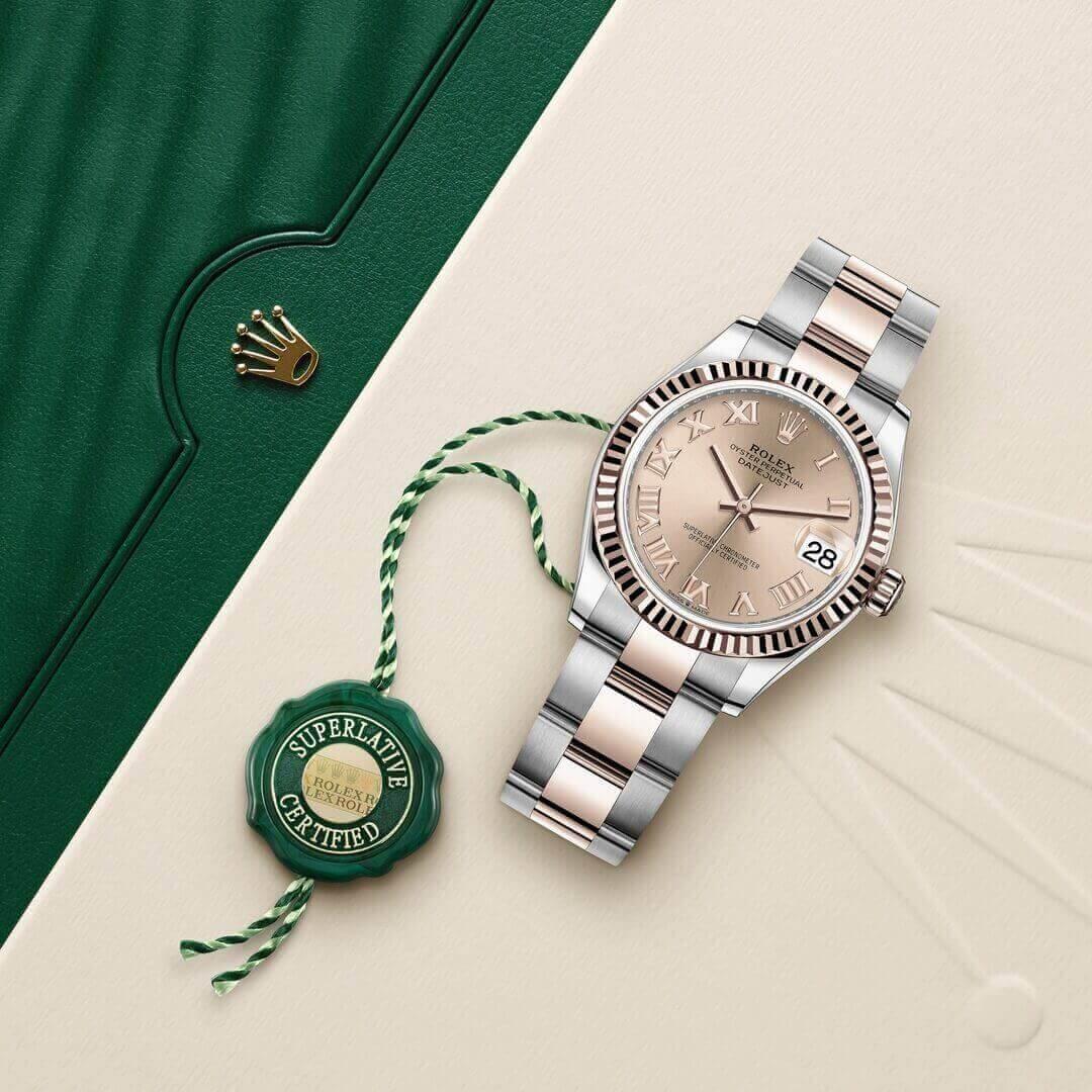 Rolex Datejust 31 Ref. 278271 0005 Mamic 1970