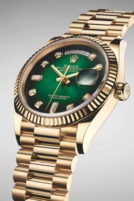 Rolex Day-Date 36 Ref. 128238-0069 - Mamic 1970