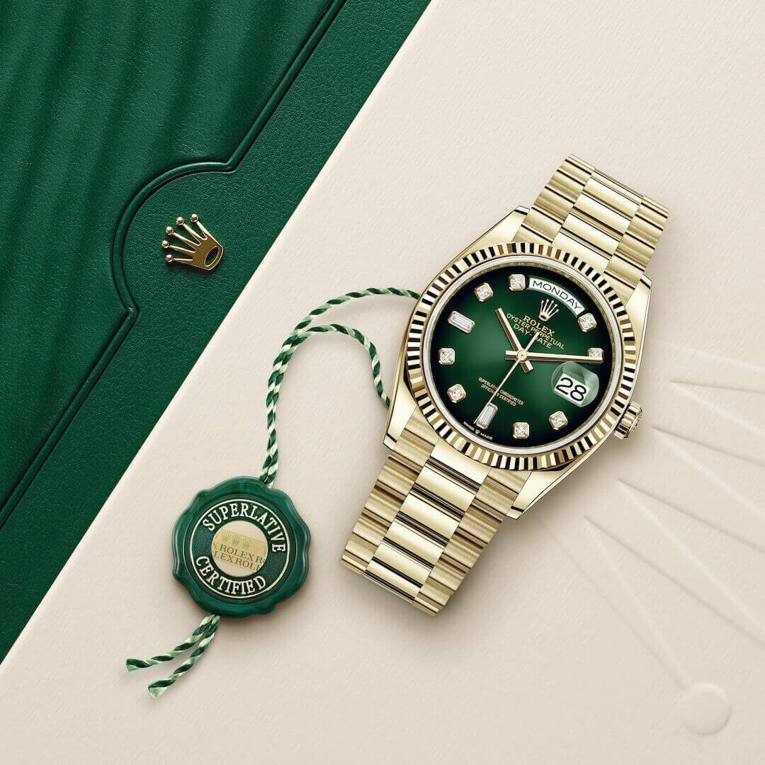 Rolex Day Date 36 Ref. 128238-0069 - Mamic 1970