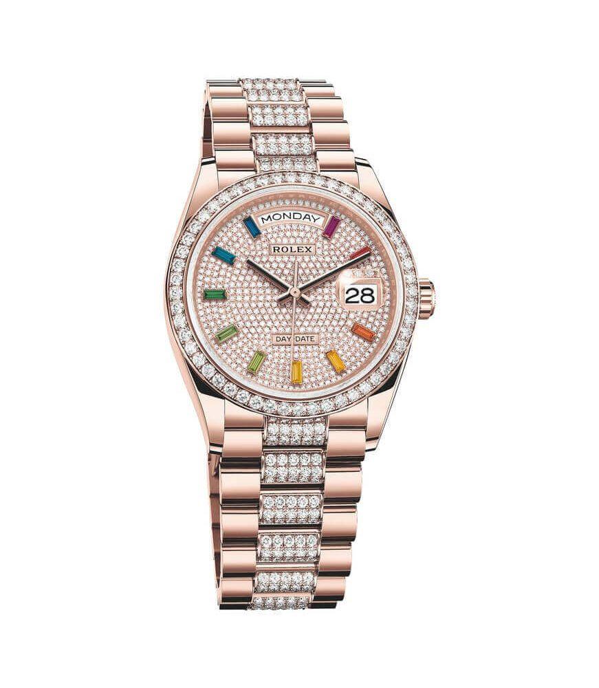 Rolex Day-Date 36 Ref. 128345RBR-0043 - Mamic 1970