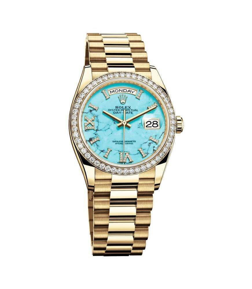 Rolex Day-Date 36 Ref. 128348RBR-0037 - Mamic 1970