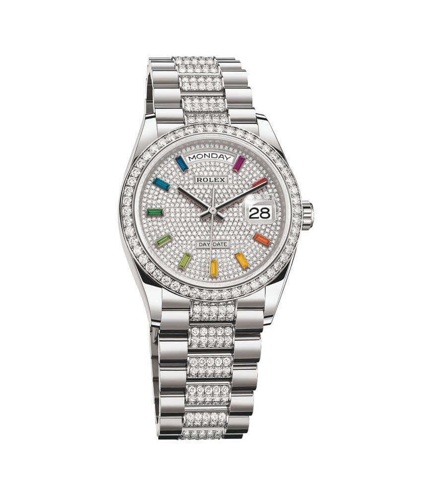 Rolex Day-Date 36 Ref. 128349RBR-0012 - Mamic 1970