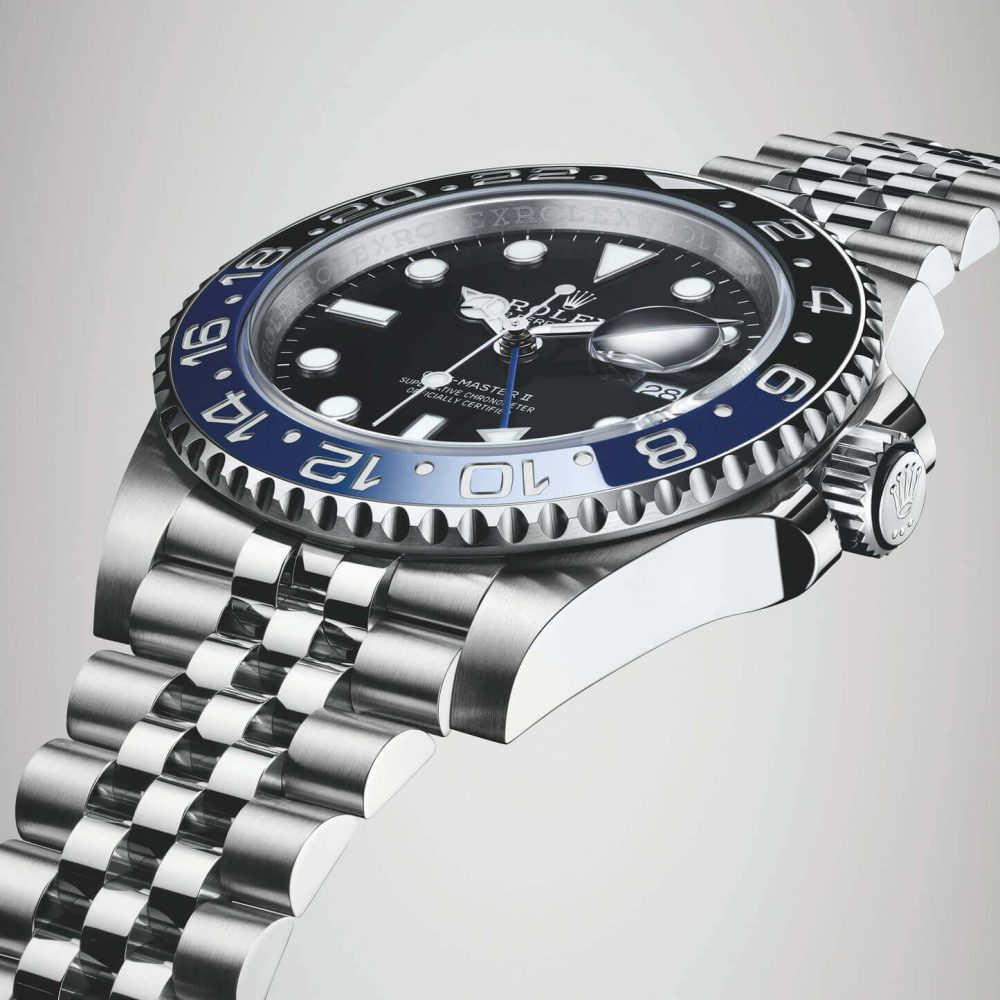 Rolex GMT-Master II Ref. 126710BLNR-0002 - Mamic 1970