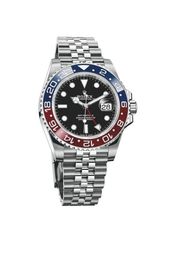 Rolex GMT-Master II Ref. 126710BLRO - Mamic 1970