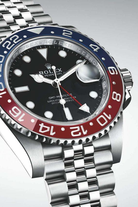Rolex GMT Master II Ref. 126710BLRO-0001 - Mamic 1970