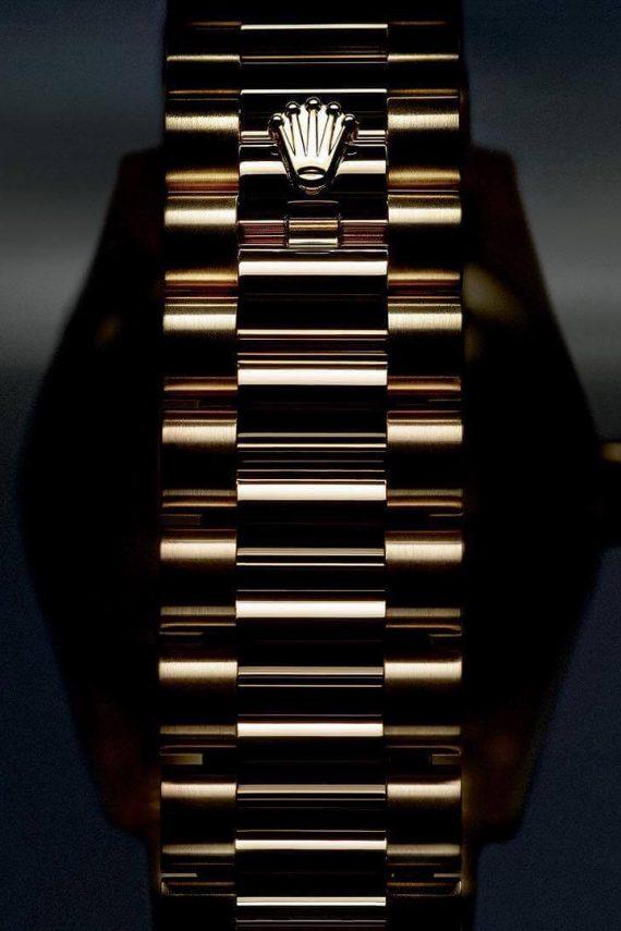 Rolex President Bracelet - Mamic 1970