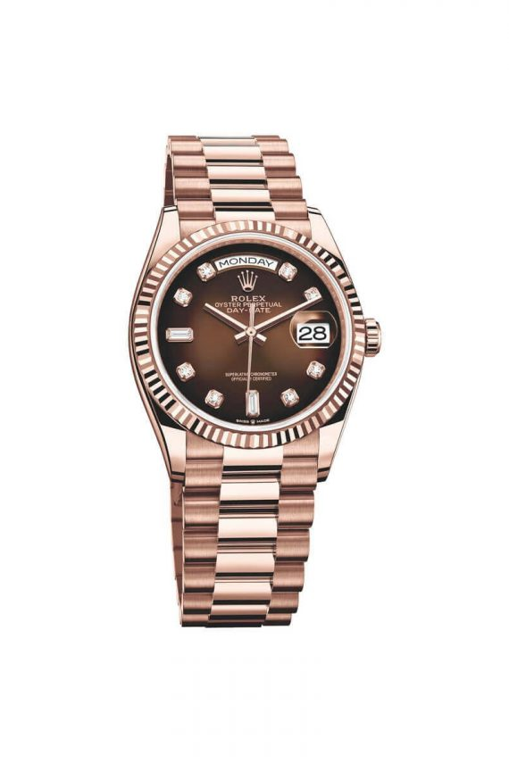 Rolex Datejust 31 Ref. 128235-0037 - Mamic 1970