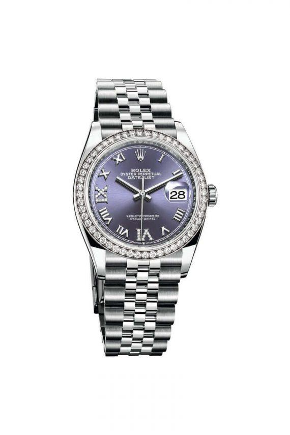 Rolex Datejust 36 Ref. 126284RBR-0013 - Mamic 1970
