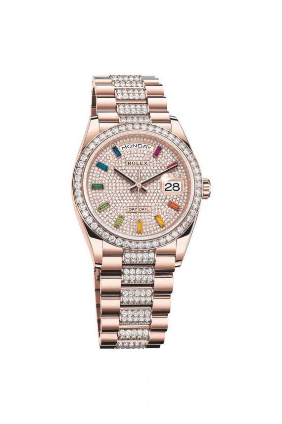 Rolex Day-Date 36 Ref. M128345RBR-0043 - Mamic 1970
