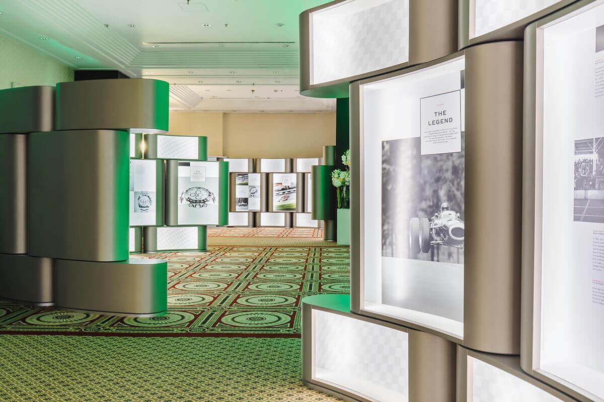 Rolex Daytona Exhibition Hotel Esplanade Zagreb - Mamic 1970
