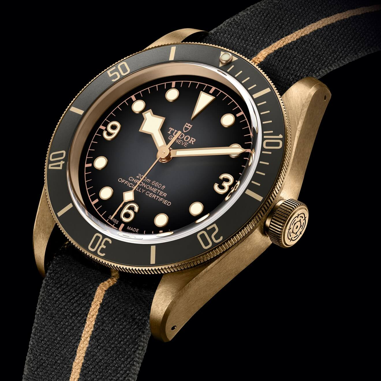 Tudor Black Bay Bronze 79250BA Baselworld 2019 | Mamic 1970
