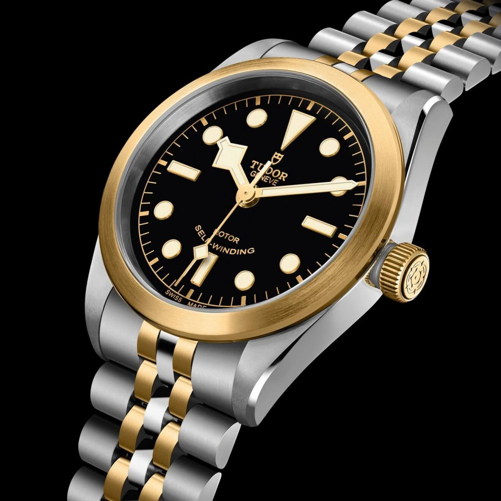 TUDOR Black Bay SG Ref. 79503 - Mamic 1970