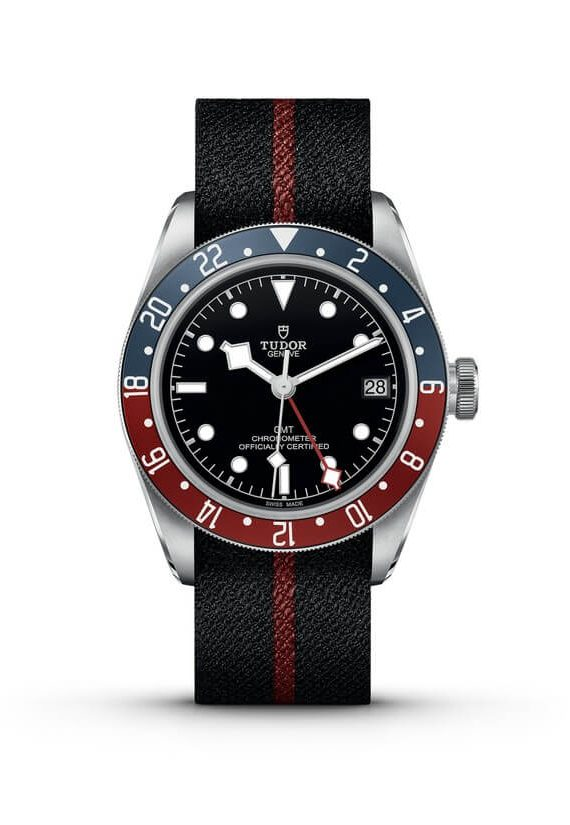 TUDOR Heritage Black Bay GMT Ref. 79830RB-0003 - Mamic 1970