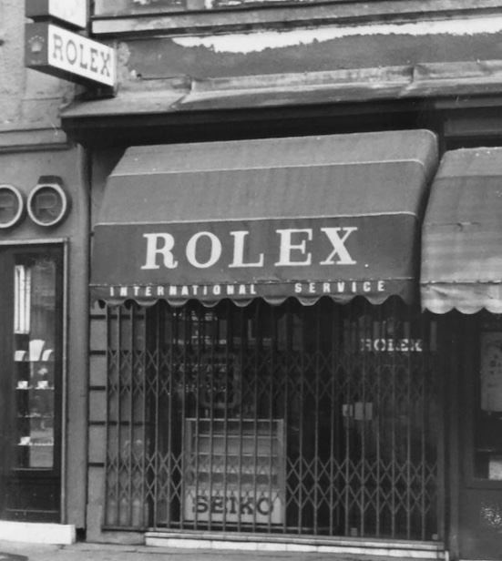 Mamic 1970 Rolex History