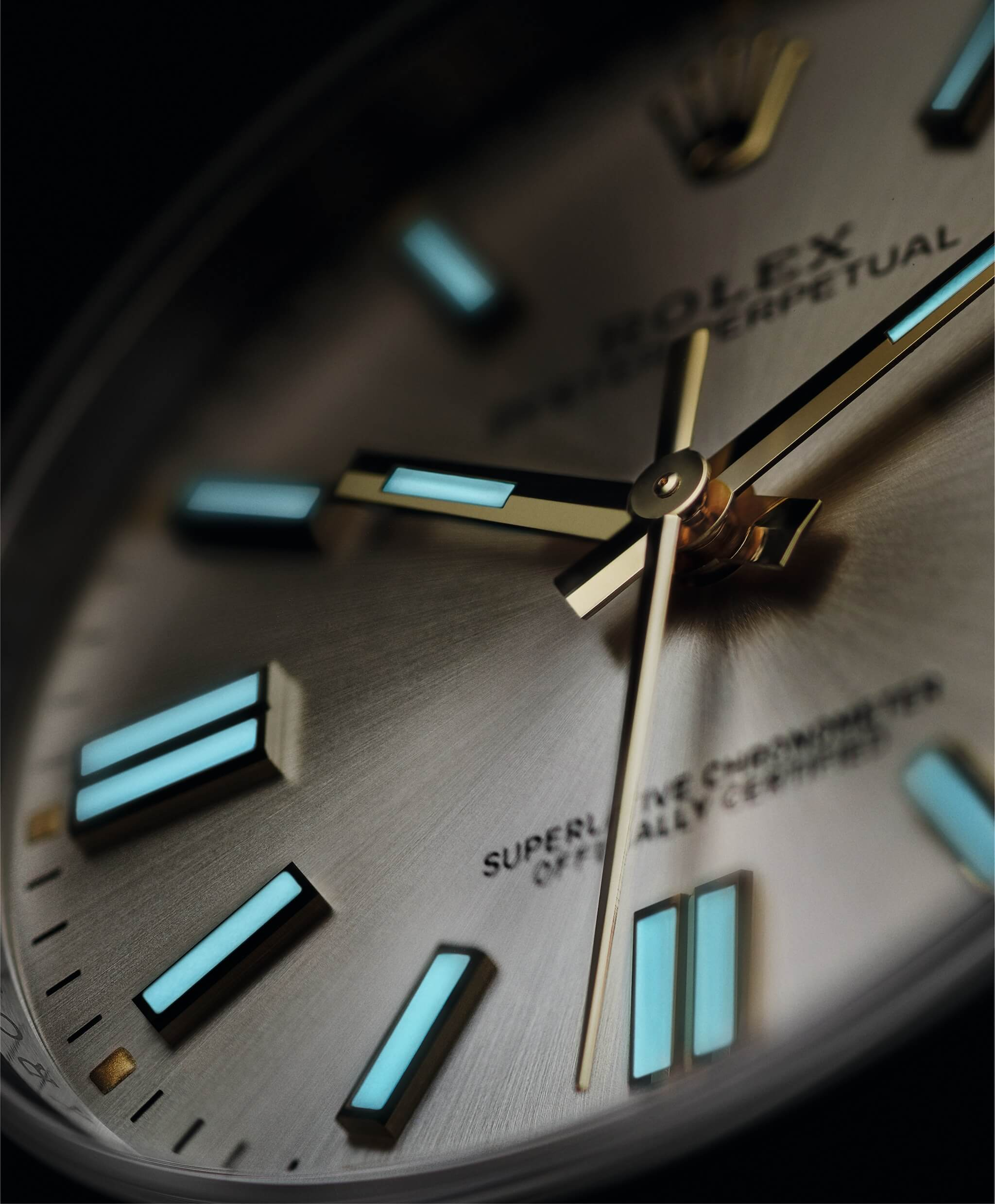 Rolex Oyster Perpetual Ref. 124300-0001 - Mamic 1970