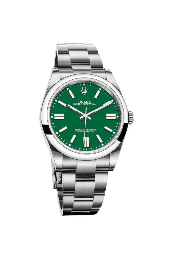 Rolex Oyster Perpetual 41 Ref. 124300 - Mamic 1970