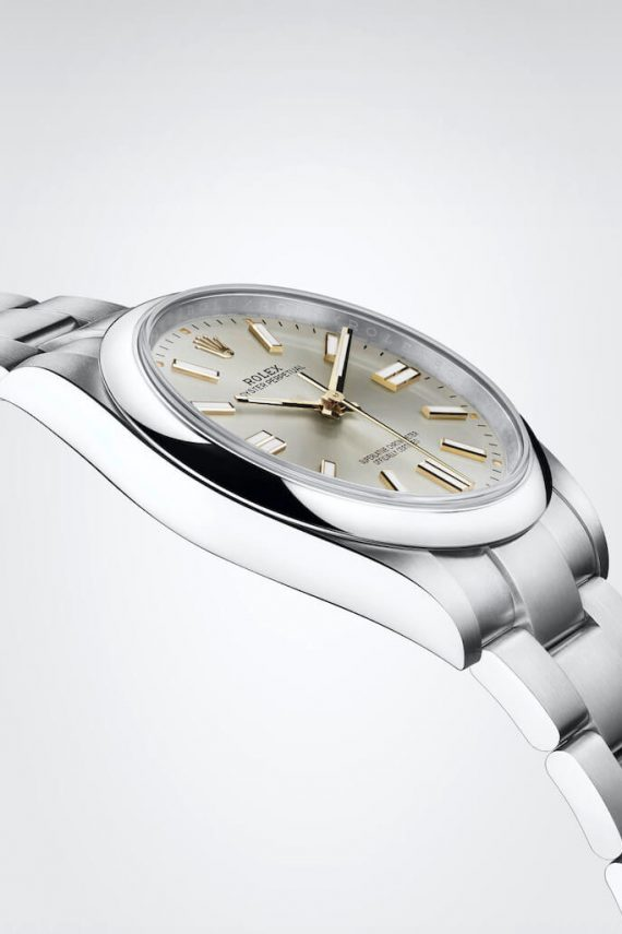 Rolex Oyster Perpetual 41 Ref. 124300-0001 - Mamic 1970