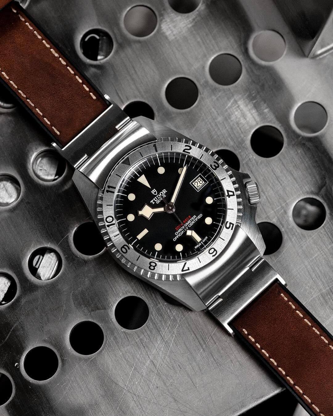 Tudor Black Bay P01 Ref. 70150-0001 - Mamic 1970