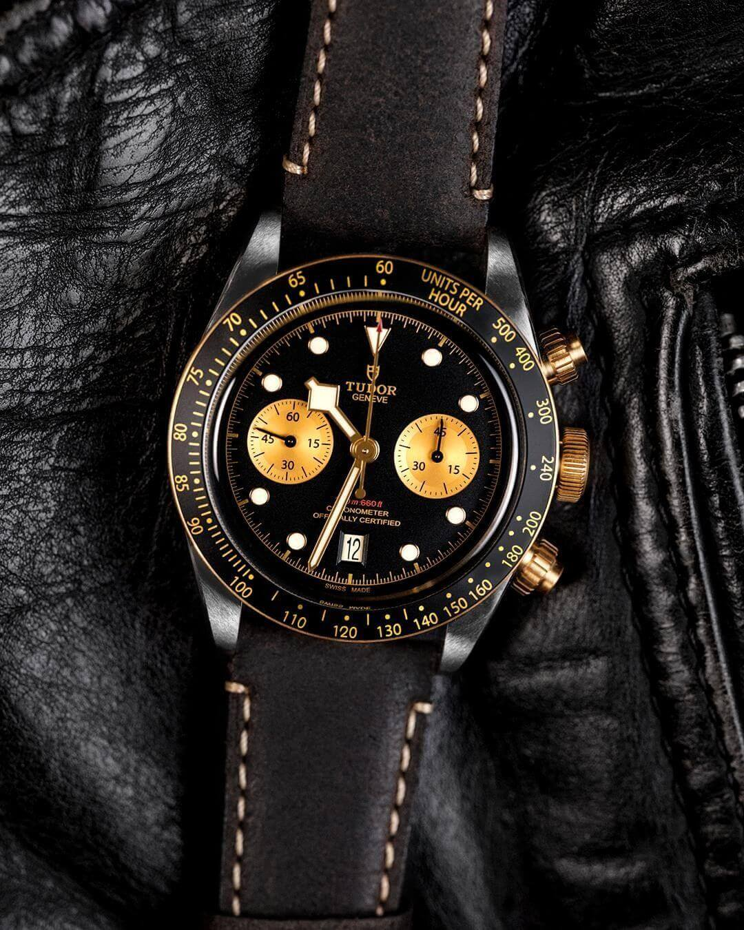TUDOR Black Bay Chrono S&G Ref. 79363N-0002 - Mamic 1970