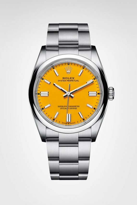 Rolex Oyster Perpetual 36 Ref. 126000-0004 - Mamic 1970