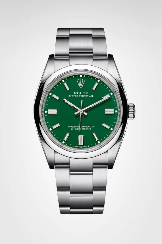 Rolex Oyster Perpetual 36 Ref. 126000-0005 - Mamic 1970